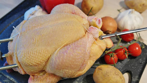 Whole Chicken - Approximately 3 lbs. - Grateful Produce Box