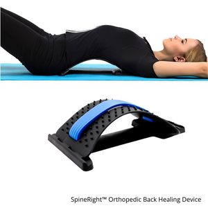 SpineRight™ Orthopedic Back Healing Device