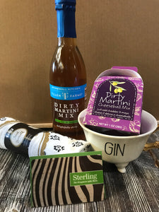Dirty Martini #ViralKindness Gift Package (with $20 Gift Card)