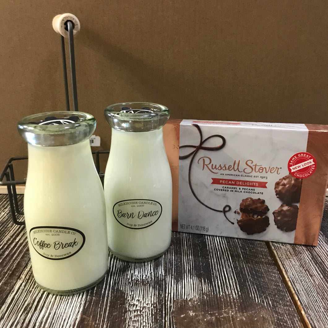 Milkhouse Candles #ViralKindness Gift Package