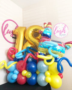 Piñata Fiesta Balloon Bouquet 🥳