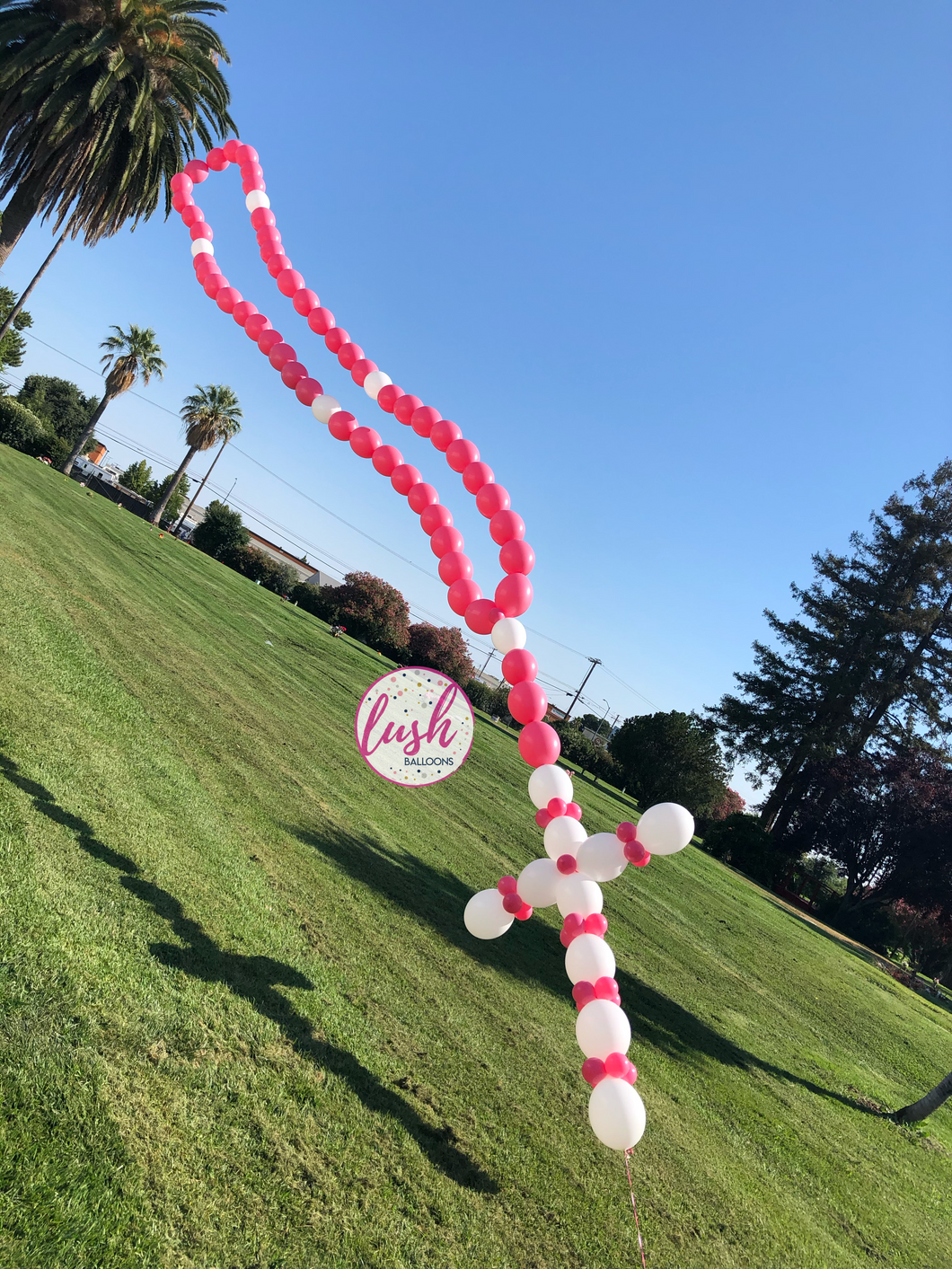 Giant Helium Balloon Rosary (916 AREA ONLY!)