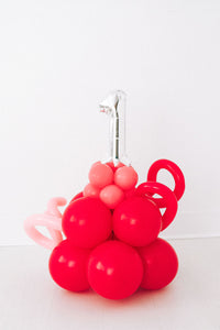 Small Birthday Balloon Bouquet