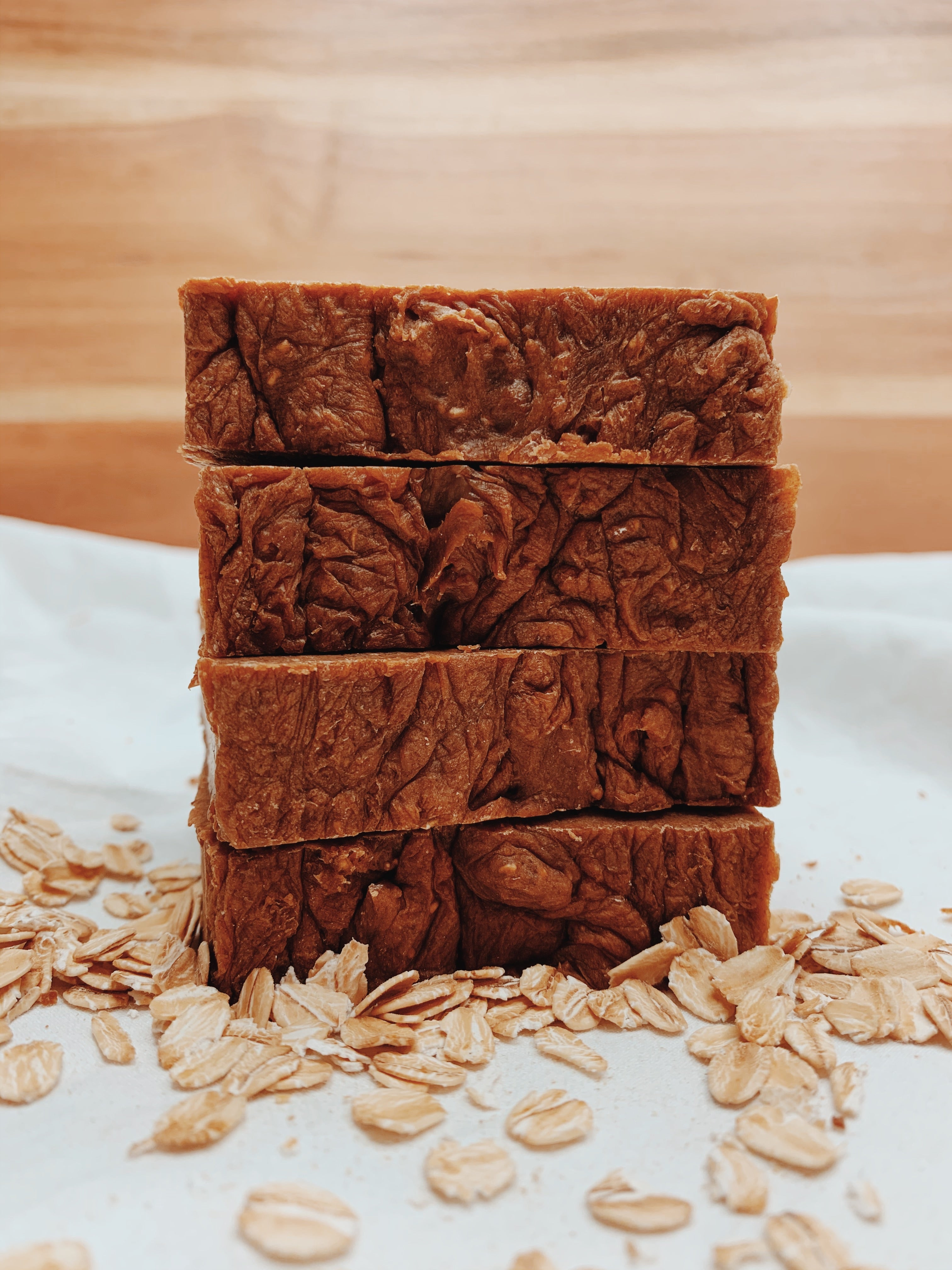 Honey and Oats Bar