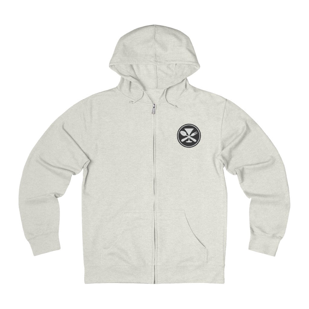 AYS Unisex French Terry Zip Hoodie