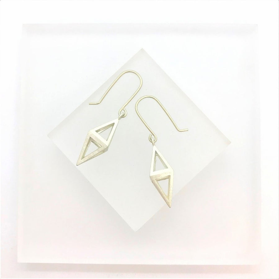 Vu Jewellery - Reflection earrings