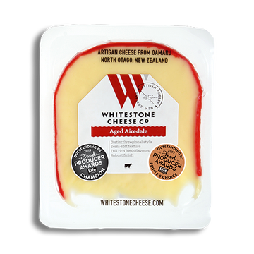 Whitestone Cheese Aged Airedale 110g