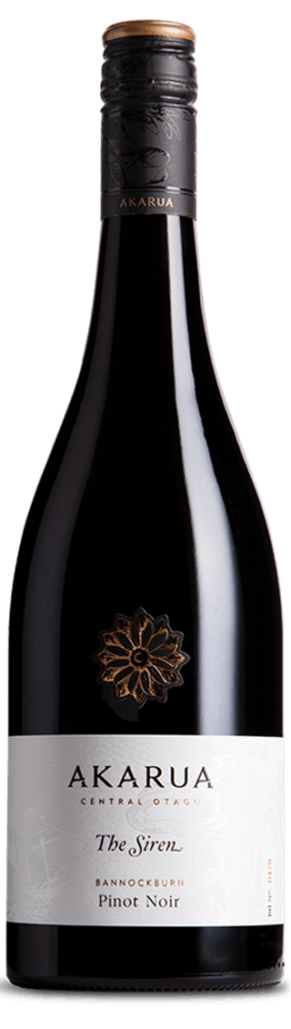 Akarua The Siren Pinot Noir 2016