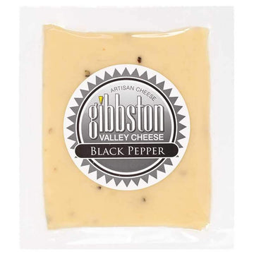 Gibbston Valley Cheese Cracked Pepper Gouda 150g