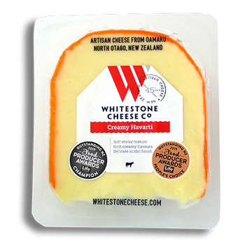 Whitestone Cheese Creamy Havarti 110g