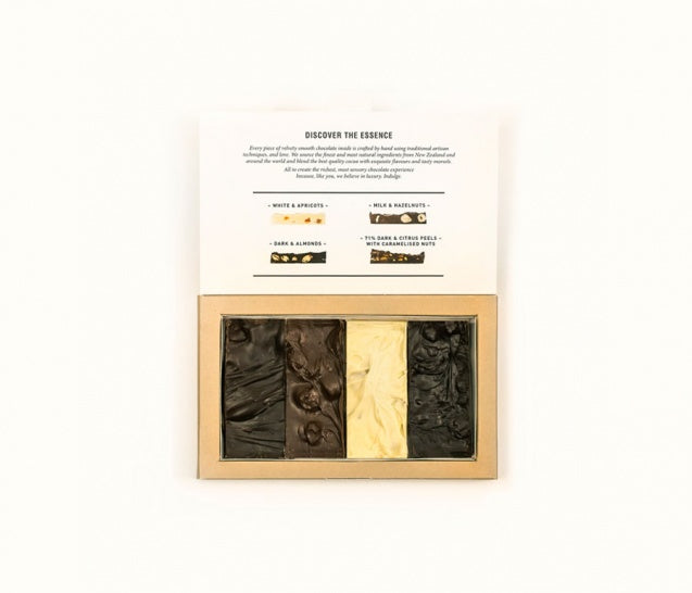 Patagonia 4 Piece Chocolate Bars Gift Box