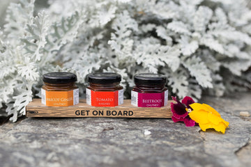 Gibbston Valley Cheese Trio of Chutneys