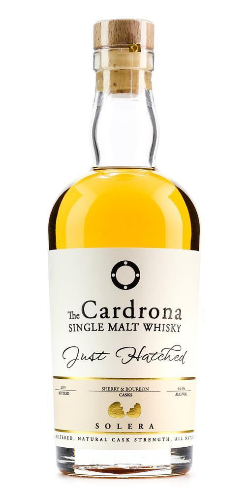 Cardrona Distillery -The Cardrona Single Malt Whisky 375ml