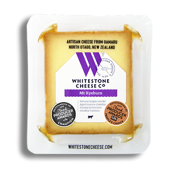 Whitestone Cheese Mount Kyeburn Smoked Cheddar 100g