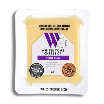 Whitestone Cheese Totara Tasty 100g