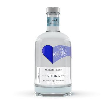 Broken Heart Vodka 700ml