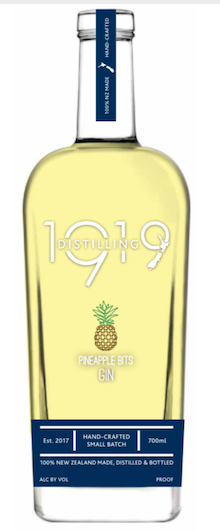 1919 Distilling Pineapple Bits 700ml