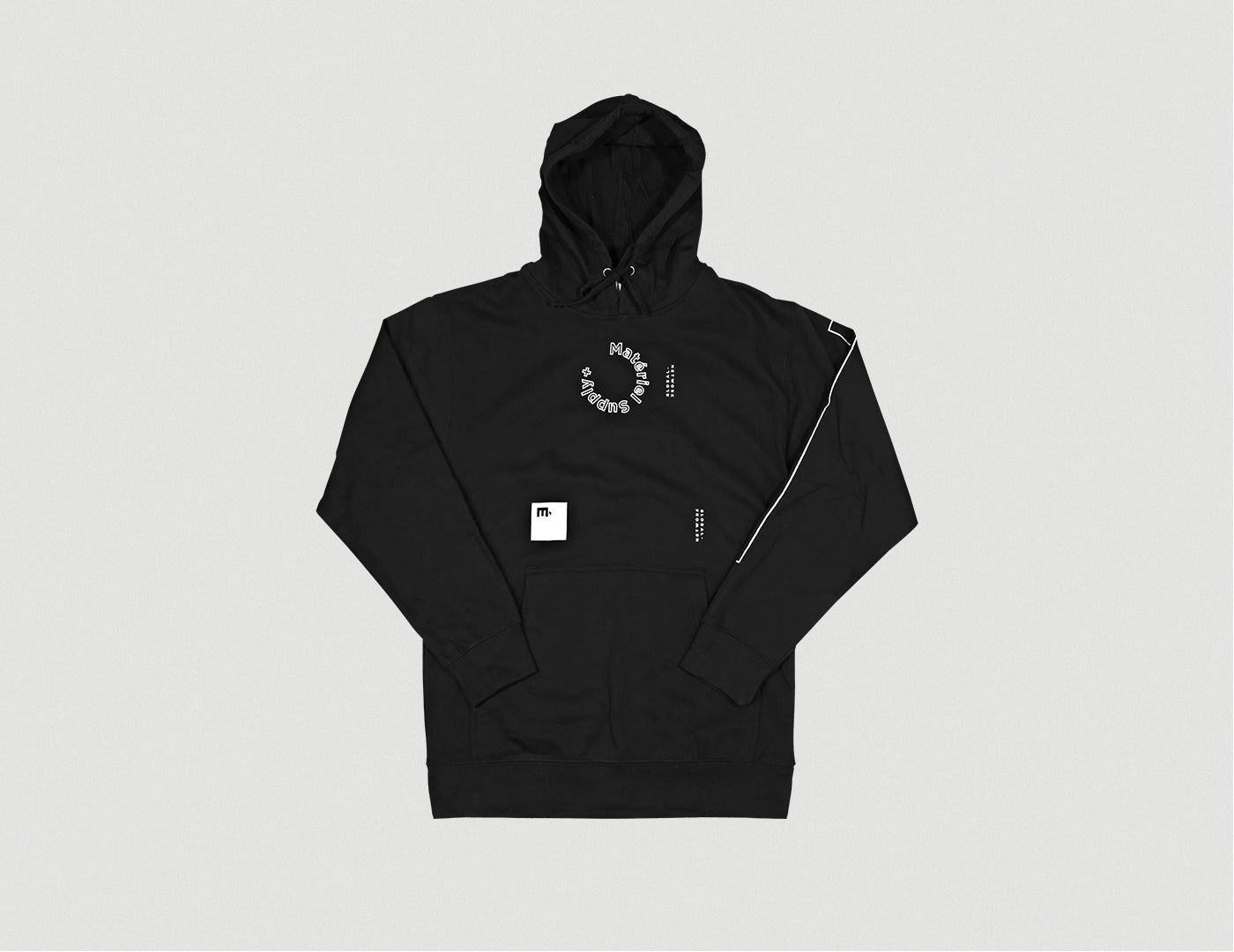 BPM HOODED SWEATSHIRT