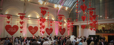 Blue Almonds supports Great Ormond Street Valentine's Party