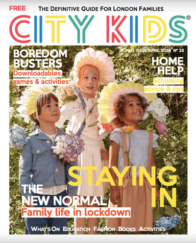 City Kids Magazine interviews Izabela