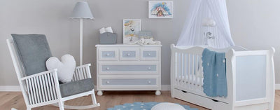 Discover expert colour advice for decorating the nursery