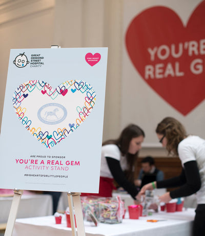 Great Ormond Street 2018 Valentine's Party a Huge Success