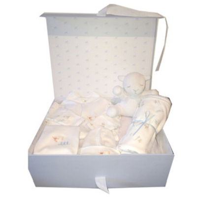 Little Darlings: Baby Gift Boxes at Blue Almonds