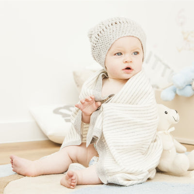 Why we love cashmere for babies