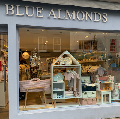 NEW virtual shopping service at Blue Almonds