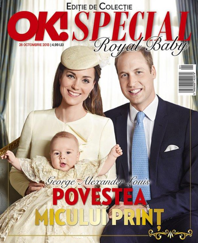 OK! Special: The Royal Family