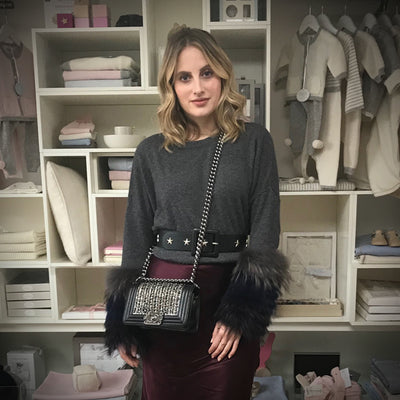 Rosie Fortescue's Top 5 Baby Gifts