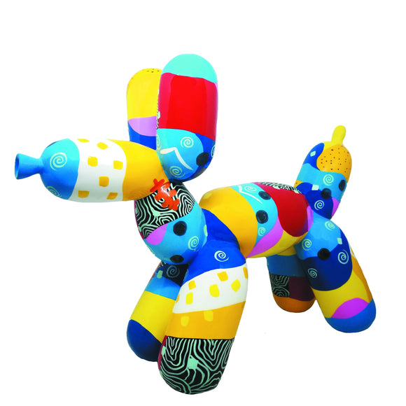 Balloon Dog Patchwork