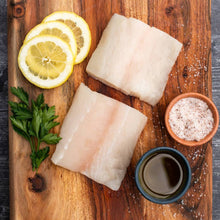 Load image into Gallery viewer, Wild Northwest Halibut from Wilder Box