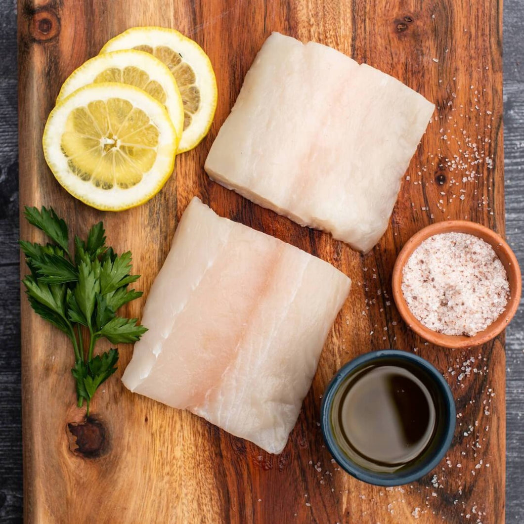 Wild Northwest Halibut from Wilder Box