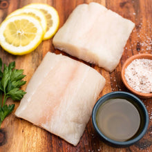 Load image into Gallery viewer, Wild Halibut Filets