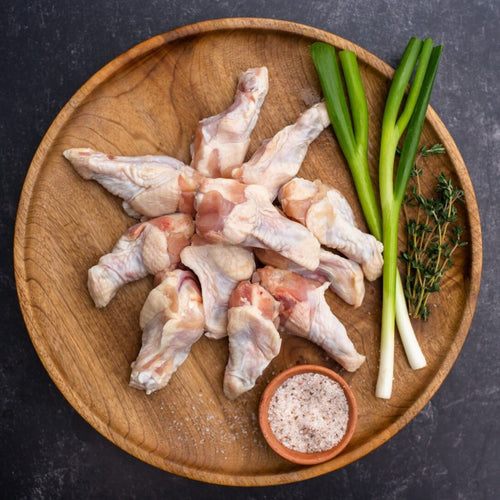 Wilder Box Free-Range GMO Free Chicken Wings