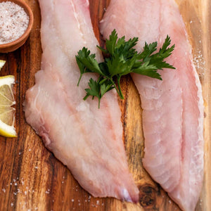 Oregon Wild Rockfish fillets from Wilder Box