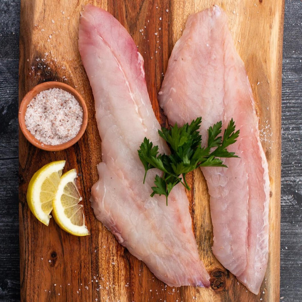 Oregon Wild Rockfish fillets