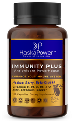 HaskaPower Immunity Supplement