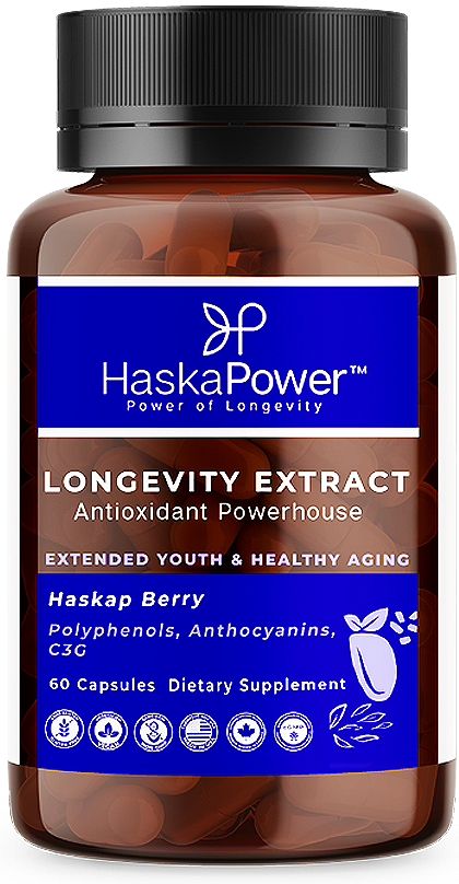 HaskaPower™ Longevity Extract