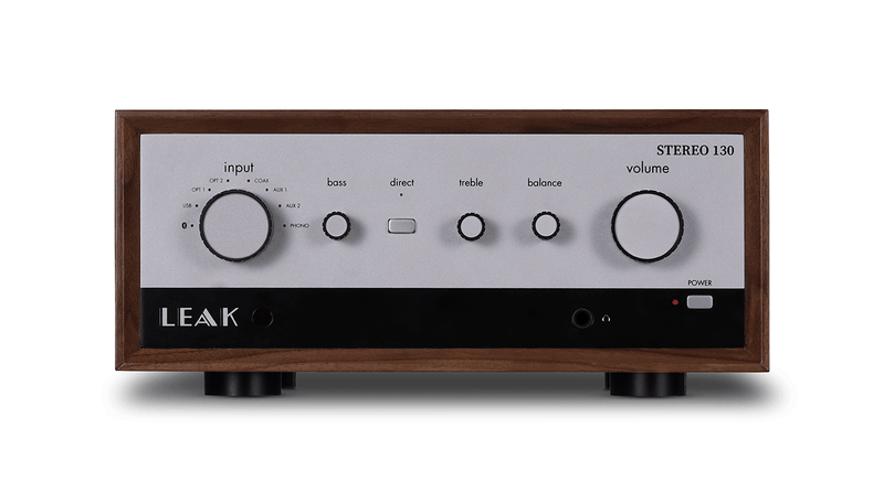 Leak STEREO 130 WOOD Amplificatore Integrato Stereo