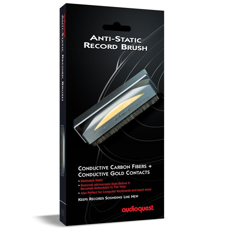 Audioquest Record Brush Carbon - H&S Home Solution | on-line shop