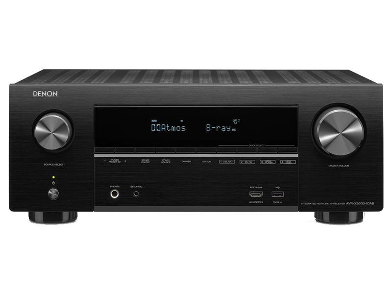 Denon AVR-X2700H DAB - H&S Home Solution | on-line shop