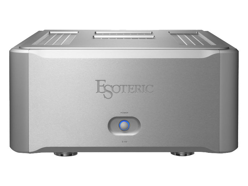 Finale di potenza stereo ESOTERIC S-03 - H&S Home Solution | on-line shop
