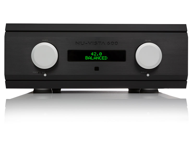 Musical Fidelity | Nu-Vista 600 - H&S Home Solution | on-line shop