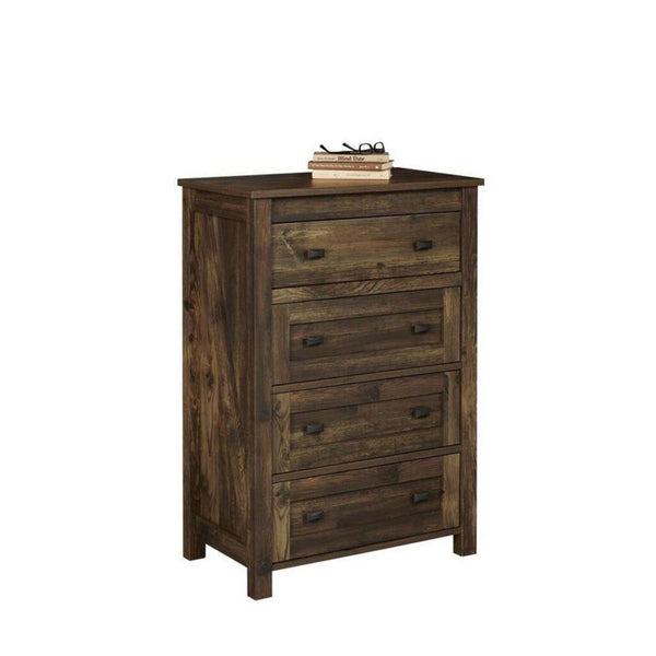 Rustic 4 Drawer Dresser - Redecorate Consignment