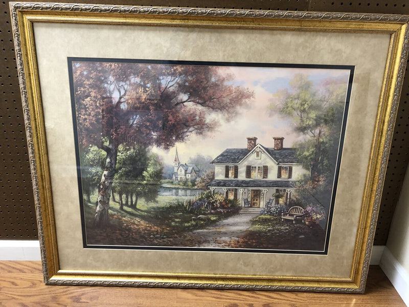 House Framed - Redecorate Consignment