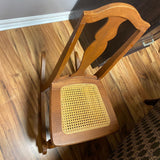 Caned Rocking chair - Redecorate Consignment