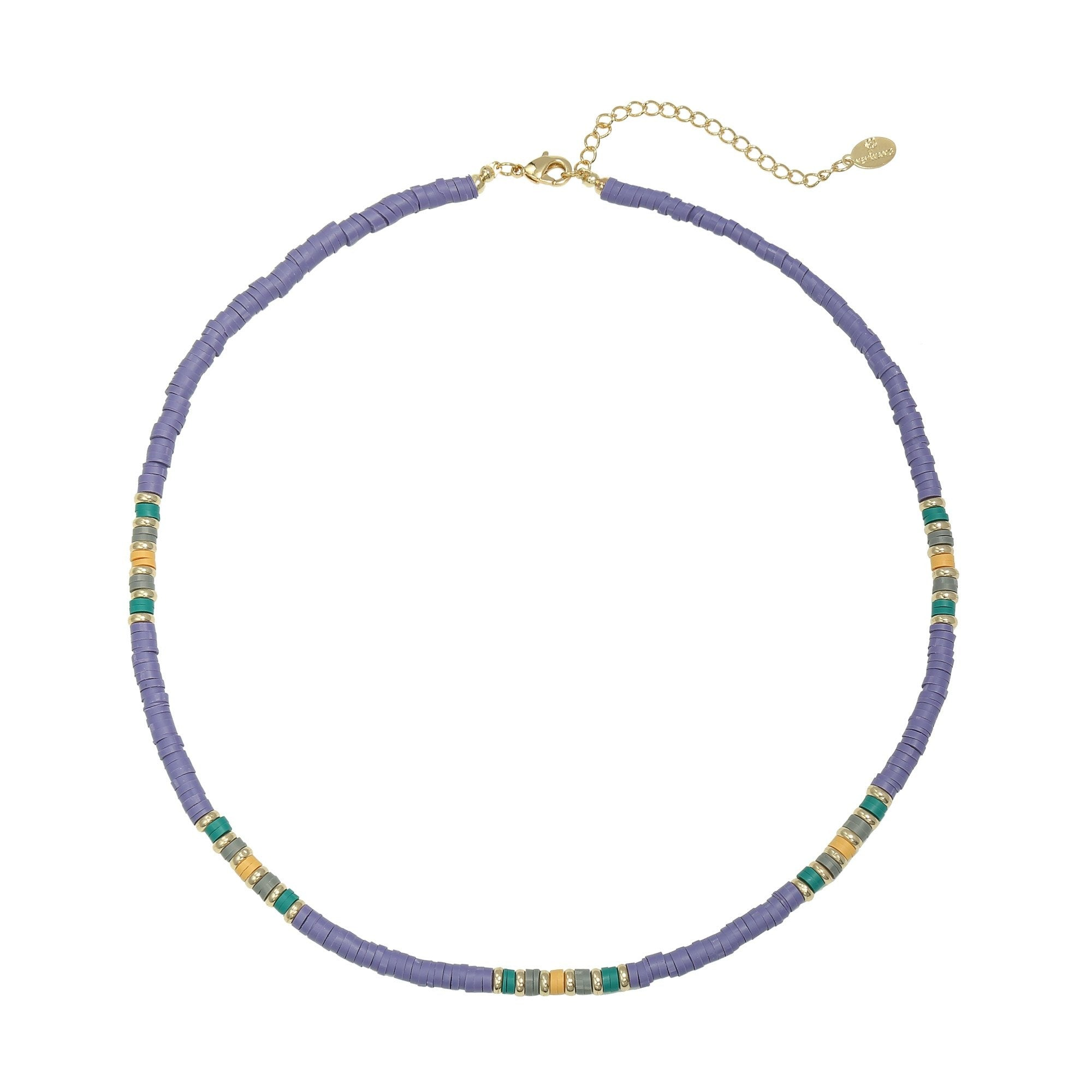 Classy Sassy Colourful Choker Necklace