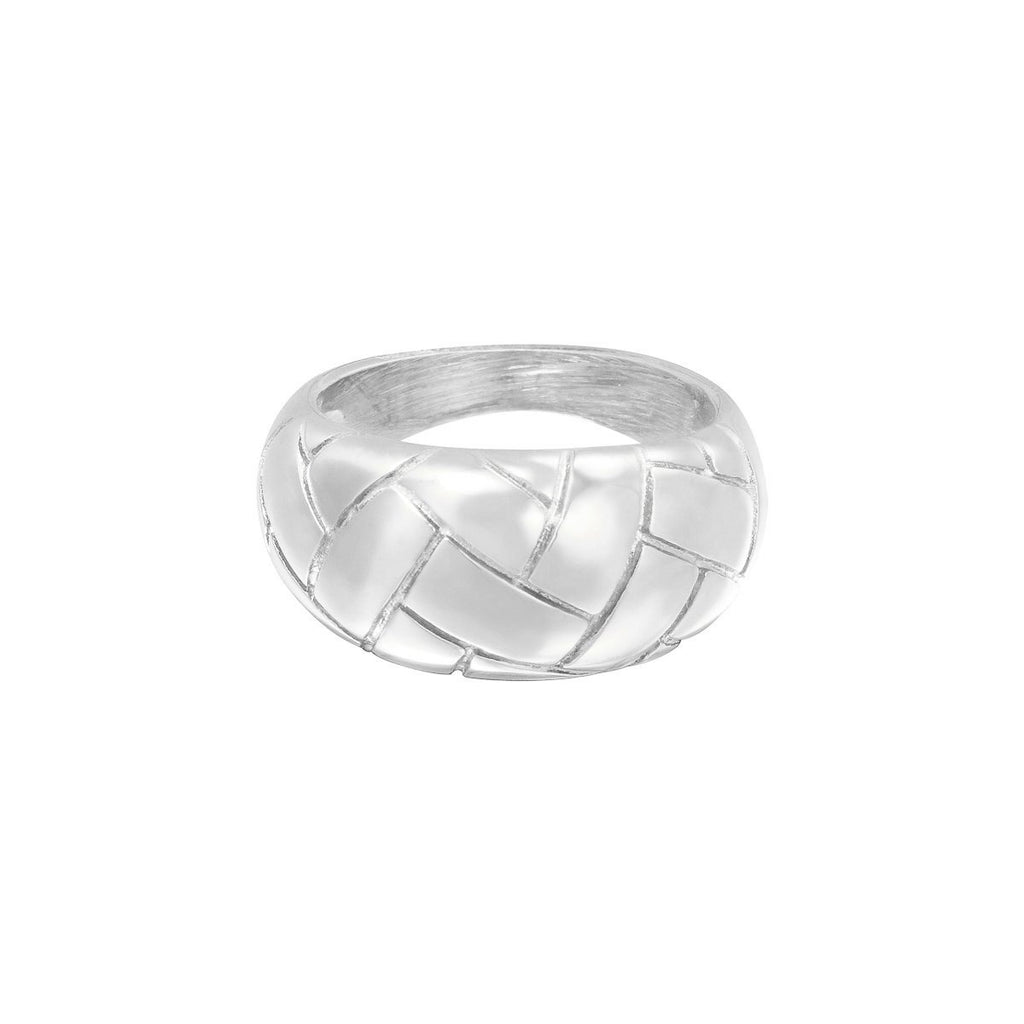 Cecile Ring Gold and Silver - new arrivals, Rings, Rings Gold, Rings Silver - Cecile Ring Gold and Silver - ANNABO Online Store